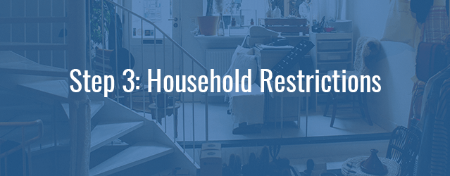 Household Restrictions
