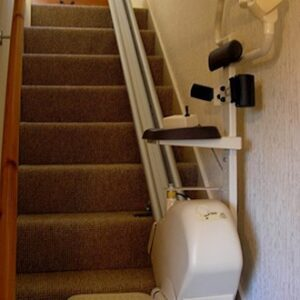 brooks straight perch stairlift
