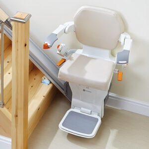 handicare exclusive straight stairlift