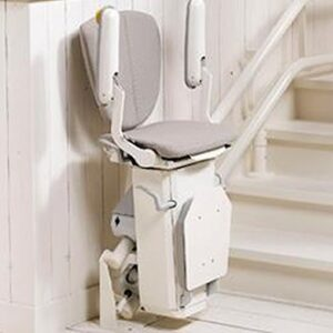Otolift Two HD Curved Stairlift