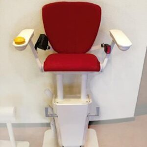 Otolift Two Perch Curved Stairlift