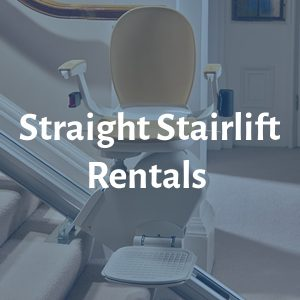 Straight Stairlift Rental