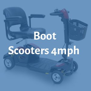 Boot Scooter 4mph